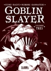 GOBLIN SLAYER (NOVELA) vol. 3
