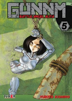 GUNNM: BATTLE ANGEL ALITA 05