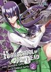 HIGHSCHOOL OF THE DEAD 02