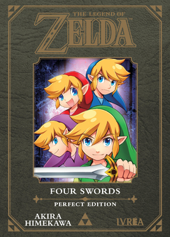 THE LEGEND OF ZELDA 05: FOUR SWORDS
