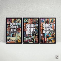 Grand Theft Auto - comprar online