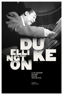 Poster Duke Ellington
