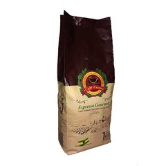 Roasted coffee beans for Espresso - Exato Coffee - Package 1 Kg - Blend Cerrado Mineiro and Mogiana