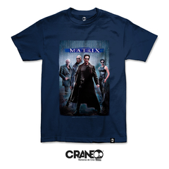 Matrix | 100% ALG. | Craneo Remeras De Cine
