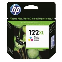 Cartucho Original HP 122 XL COLOR - ALTO RENDIMIENTO