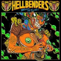 Hellbenders - Brand New Fear - LP Colorido Novo