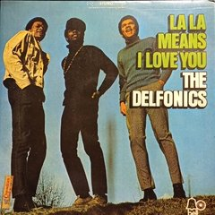 The Delfonics - Lala Means I Love You - NM-