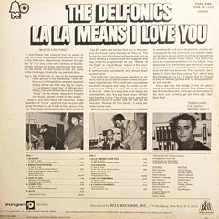 The Delfonics - Lala Means I Love You - NM- - comprar online