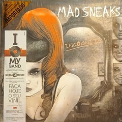 Mad Sneaks - Incógnita - LP splatter importado - NM