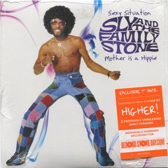 Sly And The Family Stone – Sexy Situation / Mother Is A Hippie - Compacto Importado Novo