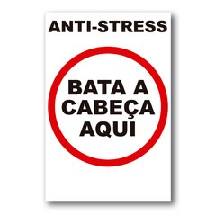 PLACA ANTI STRESS