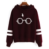 Buzo  Harry Potter Anteojos  Adulto Unisex