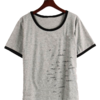 Remera Dama Ringer Shanw Mendes Writting