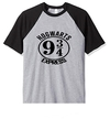 Remera Unisex Ranglan Harry Potter 9  3/4