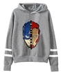 Buzo Unisex Adulto Capitan America Civil War