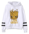Buzo Unisex Adulto Guardians of The Galaxy Groot