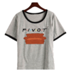 Remera Dama Ringer Friends Pivot