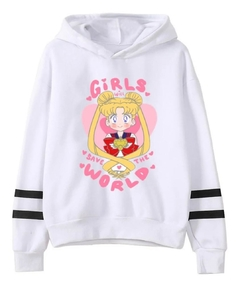 Buzo Unisex Adulto Sailor Moon Save World