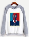 Buzo Unisex Adulto Deadpool Sexy Mother F***er