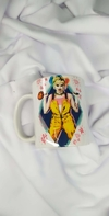 Taza Birds of prey Harley Quinn porcelana