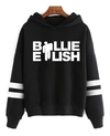 Buzo Aesthetic Adulto Unisex Billie Eilish Logo