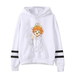Buzo Unisex Clásico Anime The Promised Neverland Emma Anime