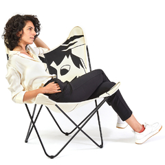 BUTTERFLY CHAIR · A R T · SPIVAK - buy online