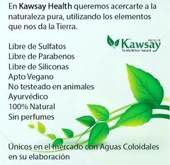 Pasta Dental sin Flúor (sabor menta) - Kawsay Health - 170 ml en internet