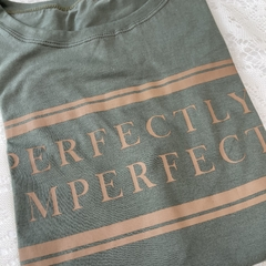 Remera Imperfect - comprar online
