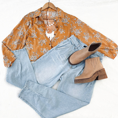 JEAN slouchy Tucson LIGHT - comprar online