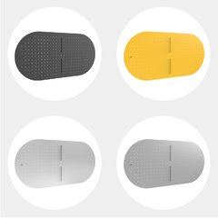 Organizador de pared PILL negro - hip