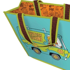 SACOLA PP HB SCOOBY THE MISTERY MACHINE - comprar online