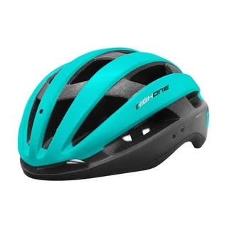 Capacete High One Wind Aero c/ Led - Azul