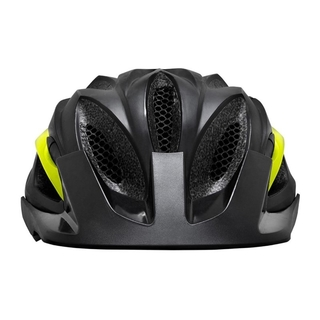 Capacete High One Win c/ Led - Preto/Amarelo