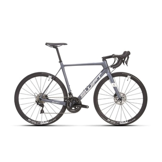 Bicicleta Swift Carbon Ultravox SSL Disc Comp 2021 - Cinza/Branco