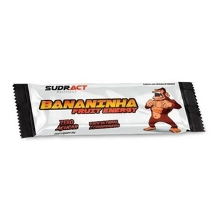 Bananinha Fruit Energy - 26g
