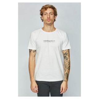 Camiseta T-Shirt Sense Corrente - Branco