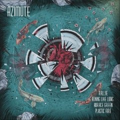 V/A - AZIMUTE (RALLYE/RUNNING LIKE LIONS/HORACE GREEN/PLASTIC FIRE)