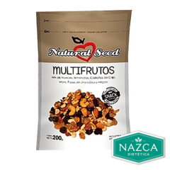 Natural Seed Multifrutos 200 Grs