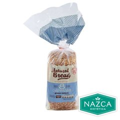 PAN 8 CEREALES NATURAL BREAD X 520 GR