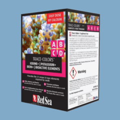 Trace-Colors RedSea a-b-c-d Pack