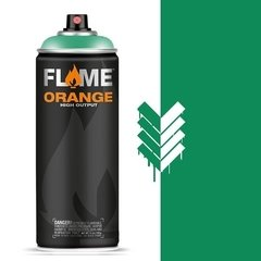 Spray FLAME ORANGE - FO 672 TURQUOISE - 400ml