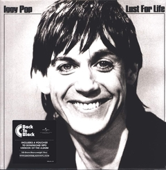 Iggy Pop - Lust For Life LP (Vinilo)