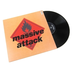 Massive Attack - Blue Lines LP (Vinilo)