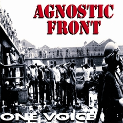 Agnostic Front - One Voice (CD)