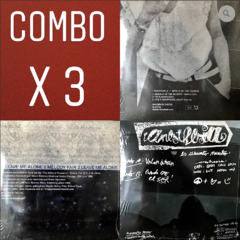 Fun People - Anesthesia/Middle of the rounds/Leave me alone - COMBO x 3 (VINILO) - comprar online