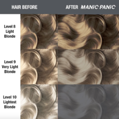 Imagen de Tintura MANIC PANIC - Classic High Voltage - ALIEN GREY