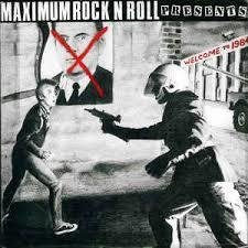Maximum Rocknroll - Welcome to 1984 (Vinilo LP)
