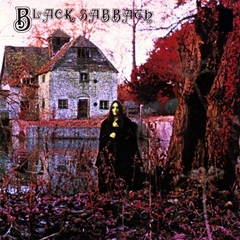 Black Sabbath - S/T (CD)