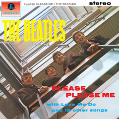 The Beatles - Please Please Me LP (Vinilo)